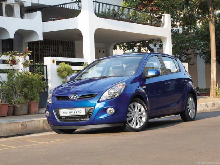 hyundai santro car book values