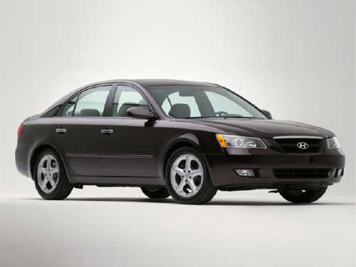 repair manual for hyundai sonata